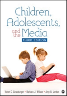 Children, Adolescents, and the Media, Paperback / softback Book