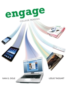 Engage : College Reading, Paperback Book