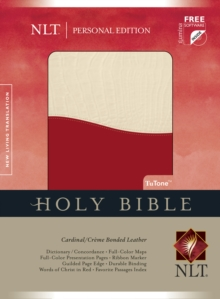 Personal Bible-NLT, Mixed media product Book