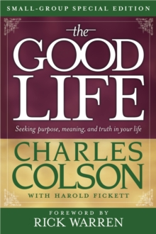 The Good Life Small-Group Special Edition, Paperback Book