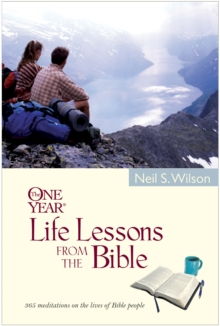 One Year Life Lessons from the Bible, Paperback Book