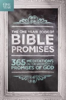 The One Year Book of Bible Promises, Paperback Book