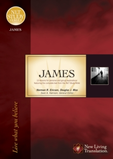 James : Live What You Believe, Paperback / softback Book