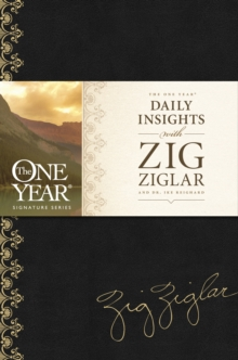 The One Year Daily Insights with Zig Ziglar, Paperback Book