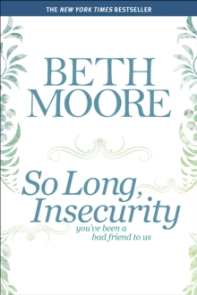 So Long, Insecurity, Paperback Book