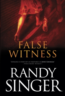 False Witness, Paperback Book