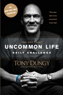 The One Year Uncommon Life Daily Challenge, Paperback / softback Book