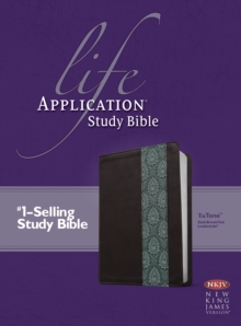 Life Application Study Bible-NKJV, Leather / fine binding Book