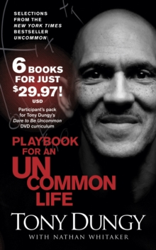 Playbook for an Uncommon Life, Shrink-wrapped pack Book