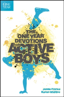 The One Year Devotions for Active Boys, Paperback Book