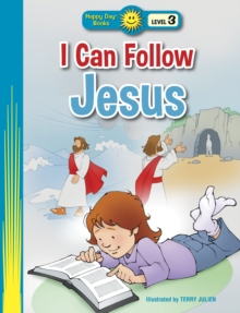 I Can Follow Jesus, Paperback Book
