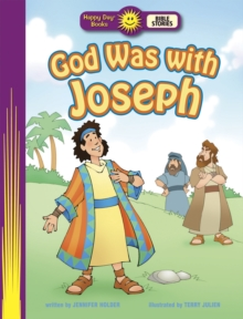 God Was with Joseph, Paperback Book