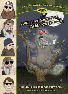 Phil & the Ghost of Camp Ch-Yo-Ca, Paperback Book