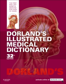 Dorland's Illustrated Medical Dictionary, Hardback Book
