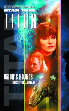 Star Trek: Titan #3: Orion's Hounds, EPUB eBook
