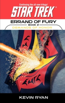Star Trek: The Original Series: Errand of Fury #2: Demands of Honor, EPUB eBook