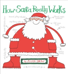 How Santa Really Works, Paperback Book