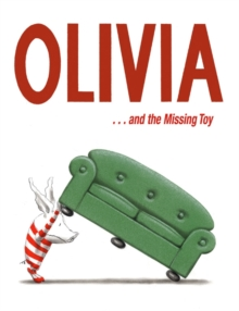 Olivia . . . and the Missing Toy, Paperback Book