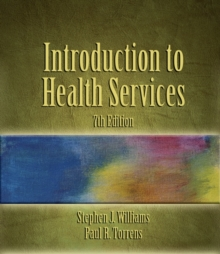 Introduction to Health Services, Hardback Book
