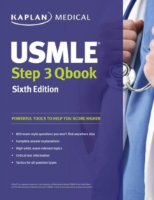 USMLE Step 3 Qbook, Paperback / softback Book