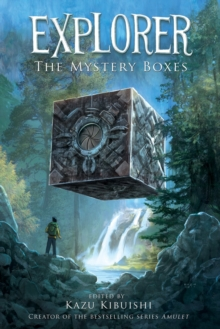 Explorer:The Mystery Boxes, Paperback Book