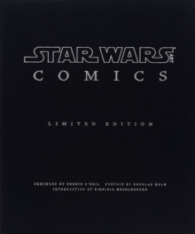 Star Wars Art: Comics Limited Edition, Hardback Book
