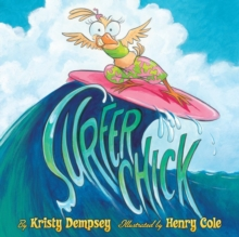 Surfer Chick, Hardback Book
