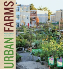 Urban Farms, Hardback Book