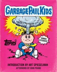Garbage Pail Kids, Hardback Book