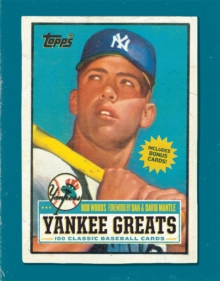 Yankee Greats, Hardback Book