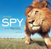 Serengeti Spy, Hardback Book