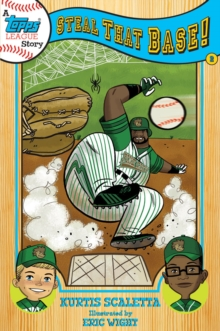 Topps Town Story Book Two: Steal That Base, Hardback Book