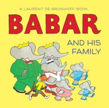 Babar and His Family, Board book Book