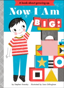 Now I am Big!, Board book Book