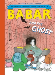 Babar and the Ghost, Paperback / softback Book