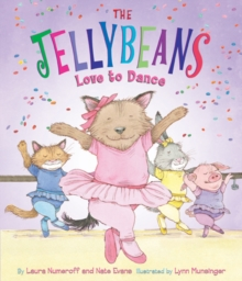 The Jellybeans Love to Dance, Paperback / softback Book