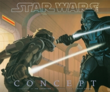 Star Wars Art : Concept, Hardback Book