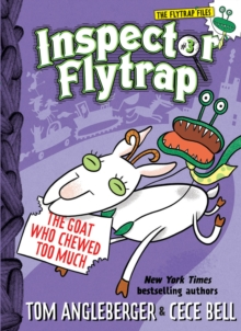 Inspector Flytrap in the Goat Who Chewed Too Much, Paperback Book