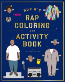 Bun B's Rapper Coloring and Activity Book, Paperback Book
