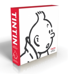 Tintin : The Art of Hergy, Hardback Book