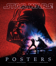 Star Wars Art: Posters, Hardback Book