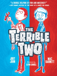 Terrible Two, Paperback Book