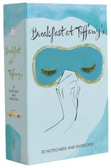 Breakfast at Tiffany's Notecards, Cards Book