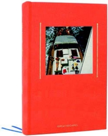 Slim Aarons: Great Escapes (Coral Red), Notebook / blank book Book