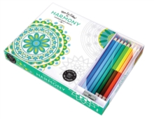 Harmony ( Coloring Book and Pencils ) Color In; Vive Le Color, Multiple copy pack Book