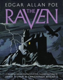 The Raven : A Pop-up Book, Hardback Book