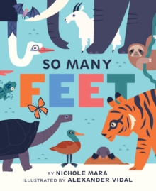 So Many Feet, Board book Book