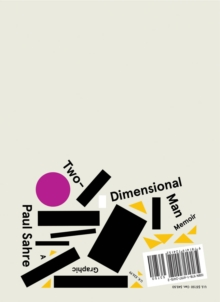 Two-Dimensional Man, Hardback Book