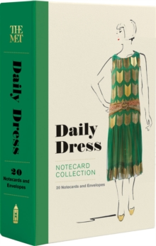 Daily Dress Notecards, Cards Book