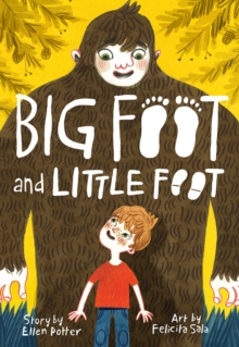 Big Foot and Little Foot (Book #1), Paperback / softback Book